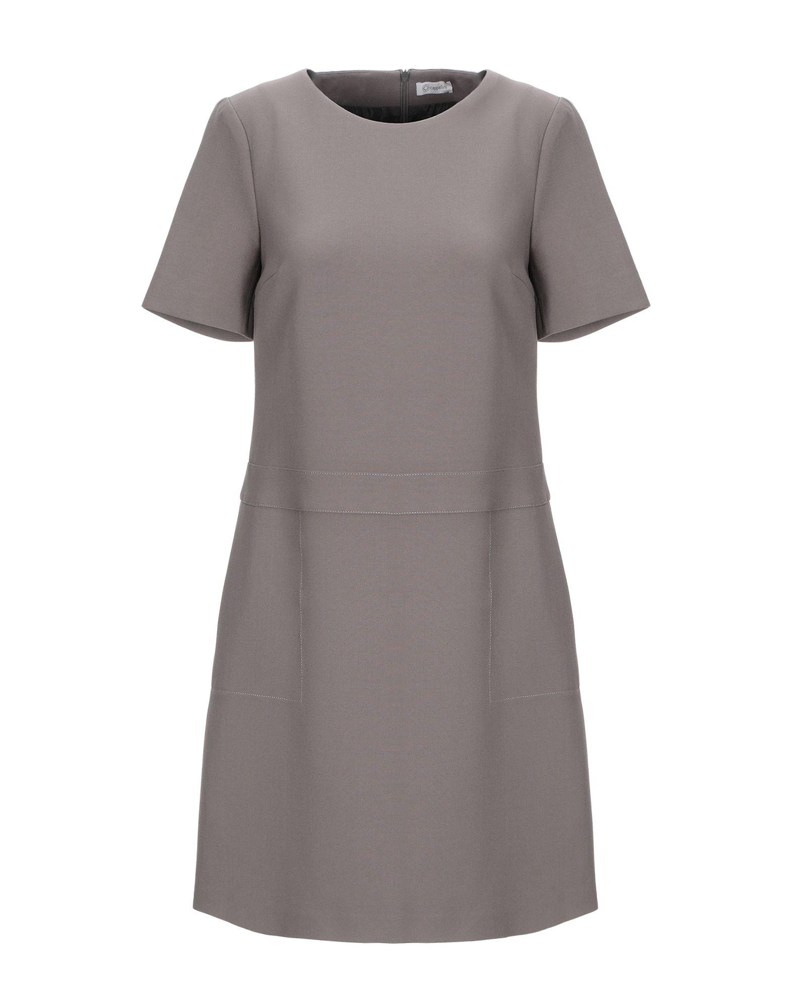 CAPPELLINI by PESERICO Короткое платье