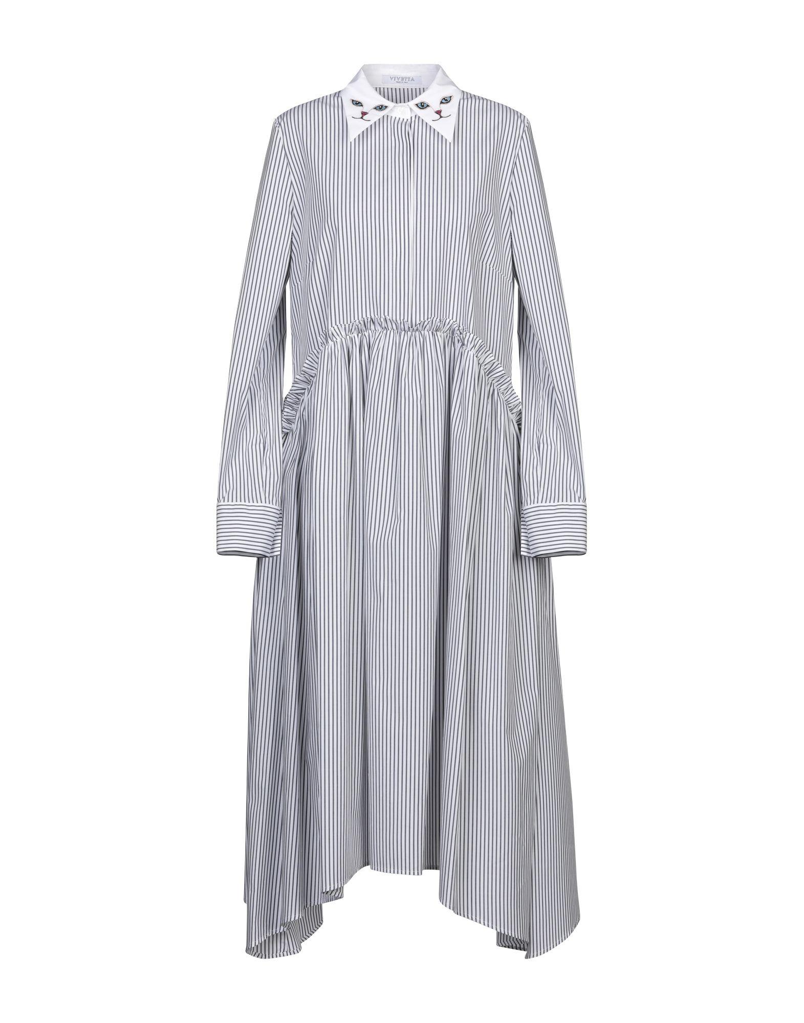 VIVETTA Платье длиной 3/4 vivetta платье длиной 3 4