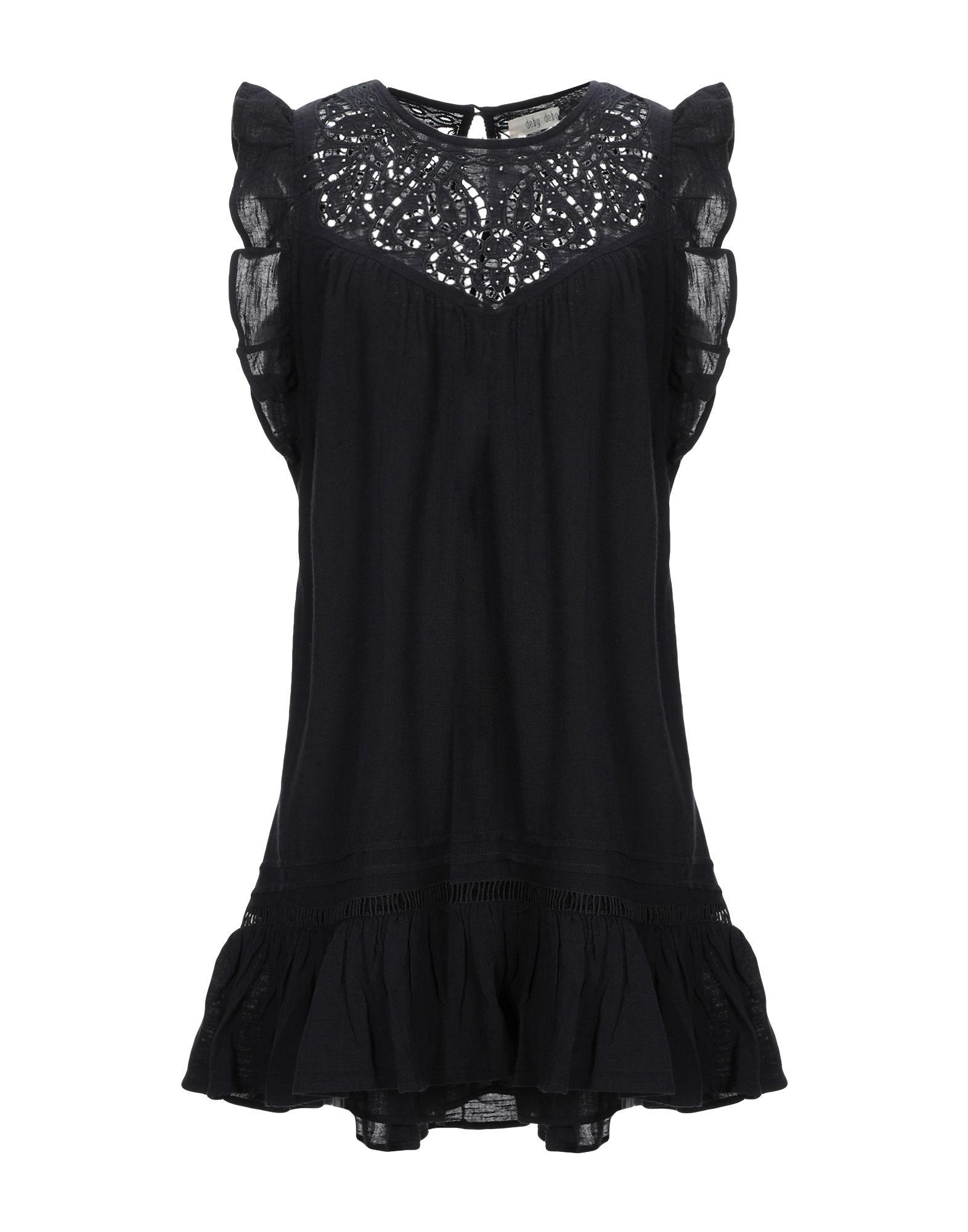 цены на DEBY DEBO Короткое платье  в интернет-магазинах