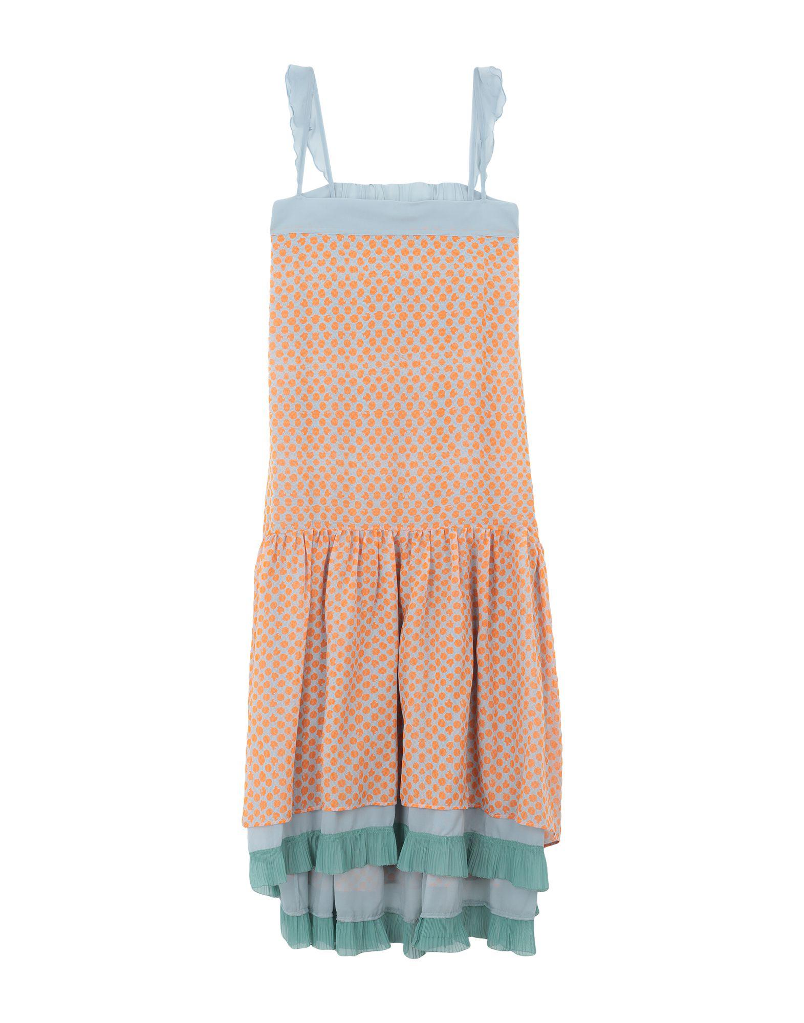 L' AUTRE CHOSE Платье длиной 3/4 l autre chose платье длиной 3 4