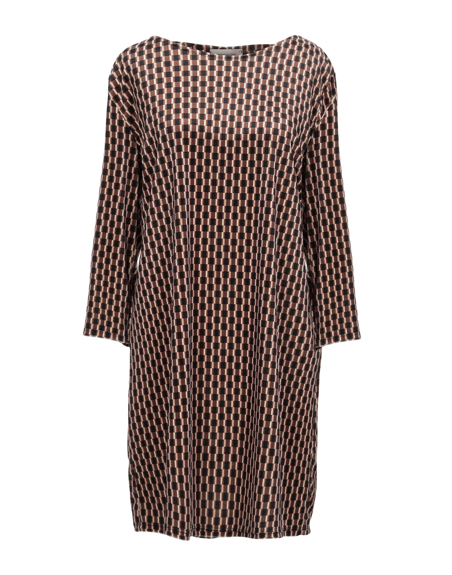 ANTONELLO SERIO Короткое платье цены