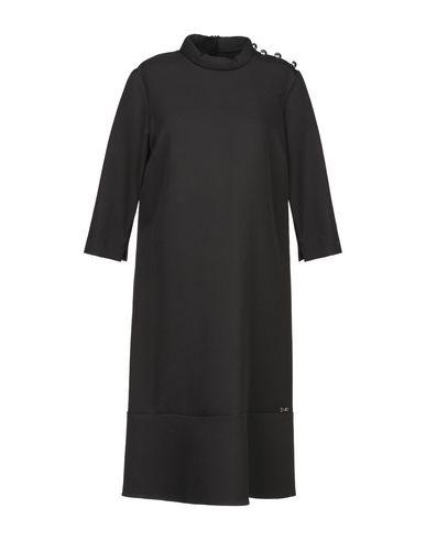 Фото - Платье до колена от ANISYA® IS черного цвета