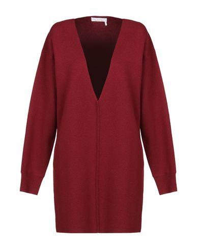 Фото - Женское короткое платье CHLOÉ цвет пурпурный