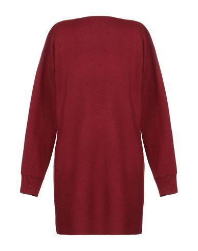 Фото 2 - Женское короткое платье CHLOÉ цвет пурпурный