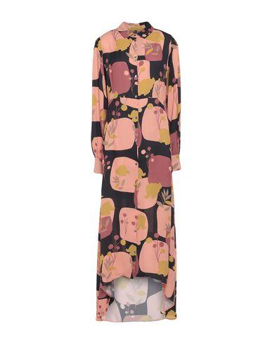 Фото - Платье длиной 3/4 цвет абрикосовый