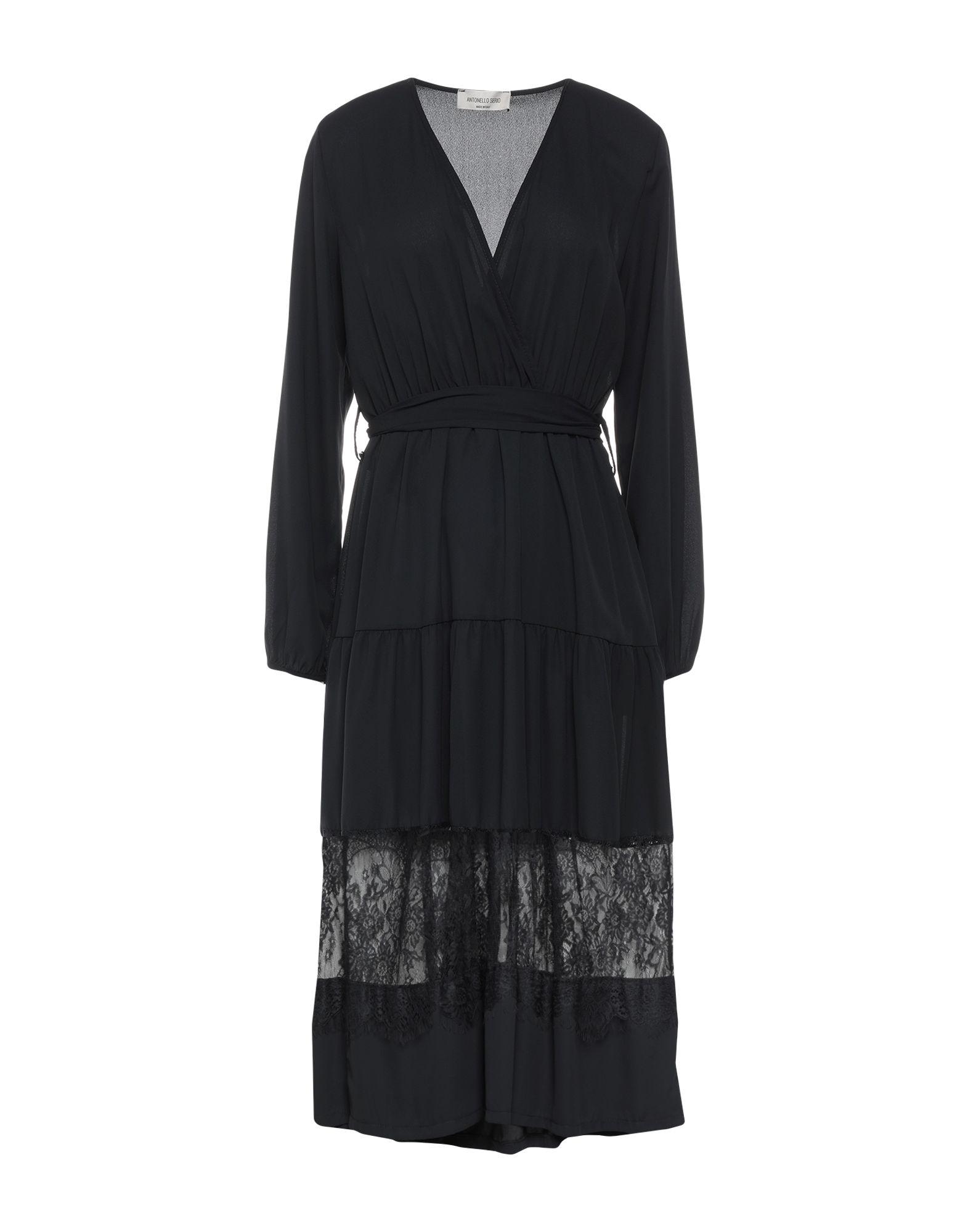 ANTONELLO SERIO Платье длиной 3/4 цены