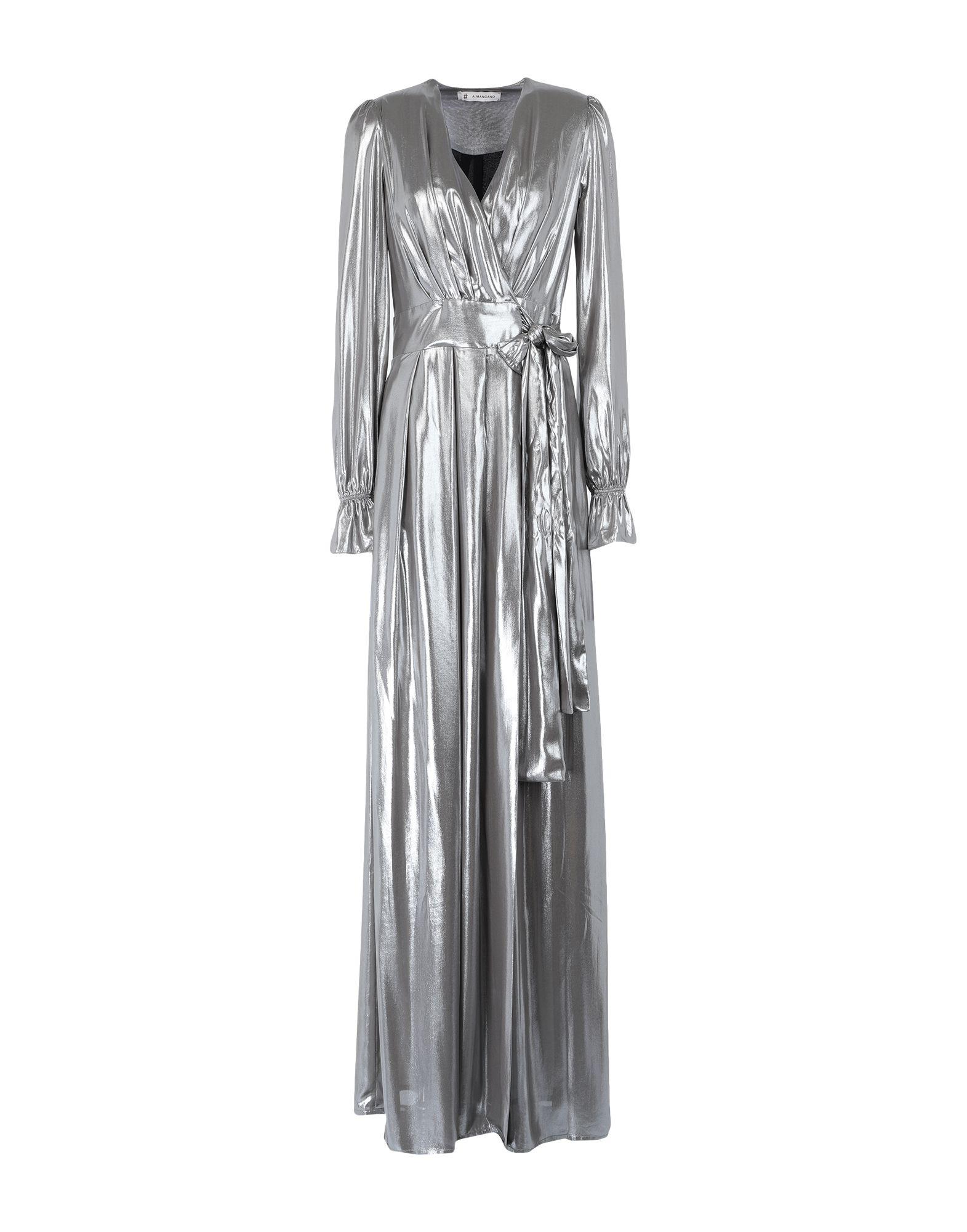 MANGANO Длинное платье