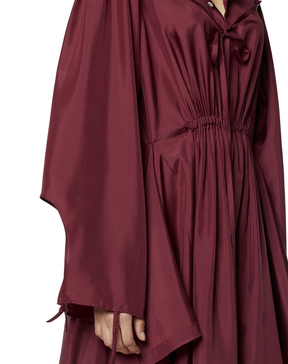 MID-LENGTH SILK DRESS  - Lanvin