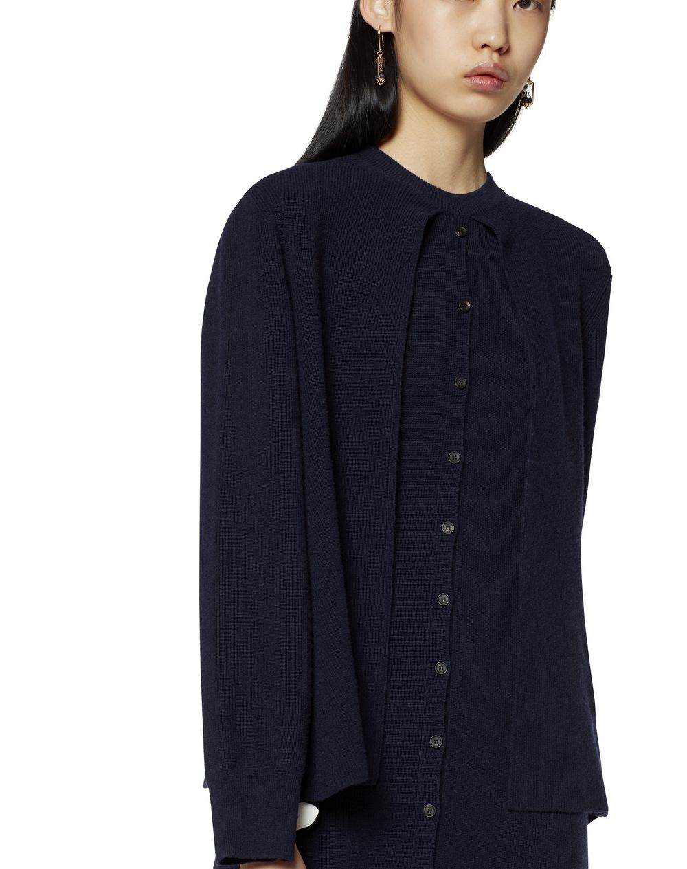 LONG COTTON DRESS  - Lanvin