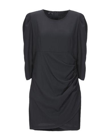Фото - Женское короткое платье MARC ELLIS черного цвета