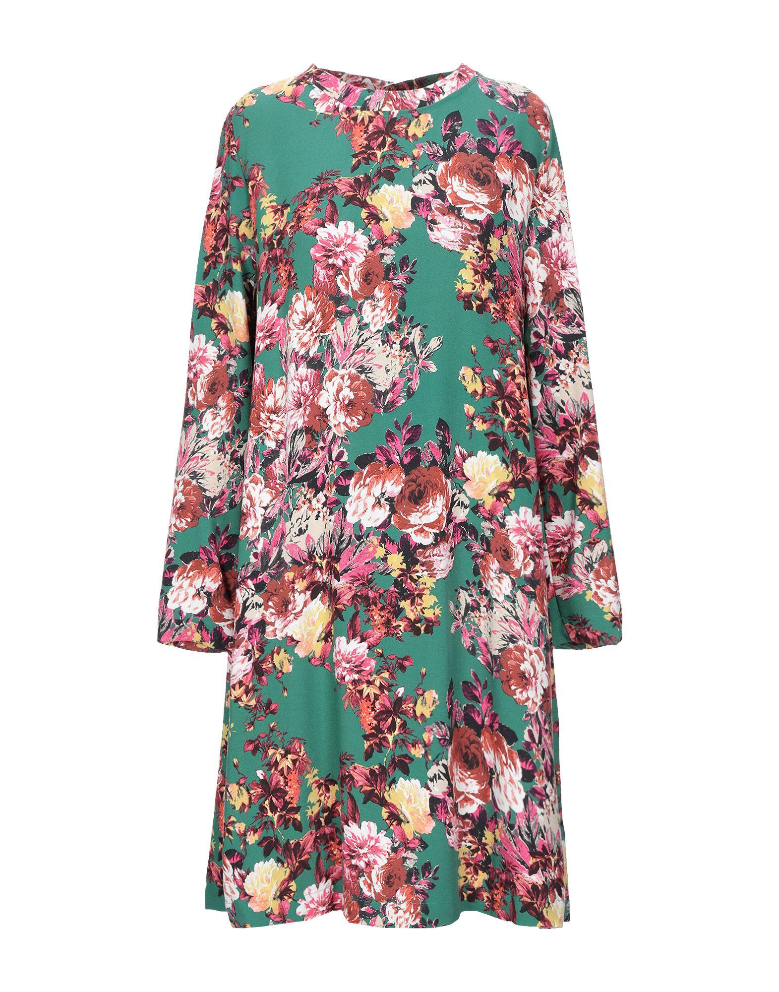 ROSE' A POIS Короткое платье rose a pois блузка