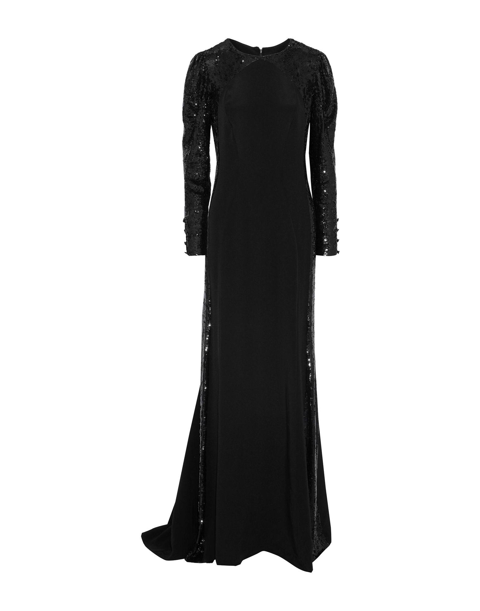 CAROLINA HERRERA Длинное платье платье классического стиля carolina herrera