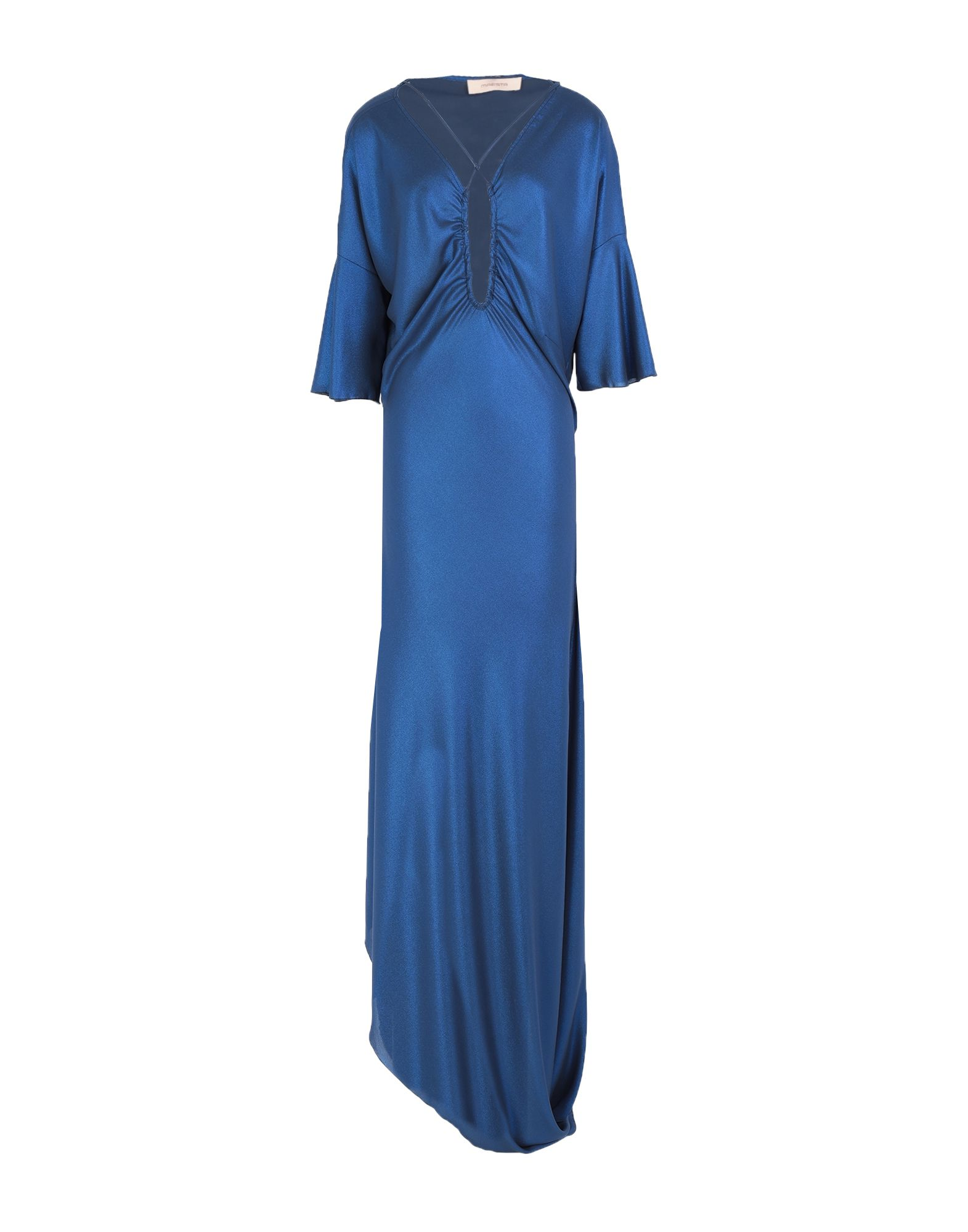 MAESTA Длинное платье цена 2017