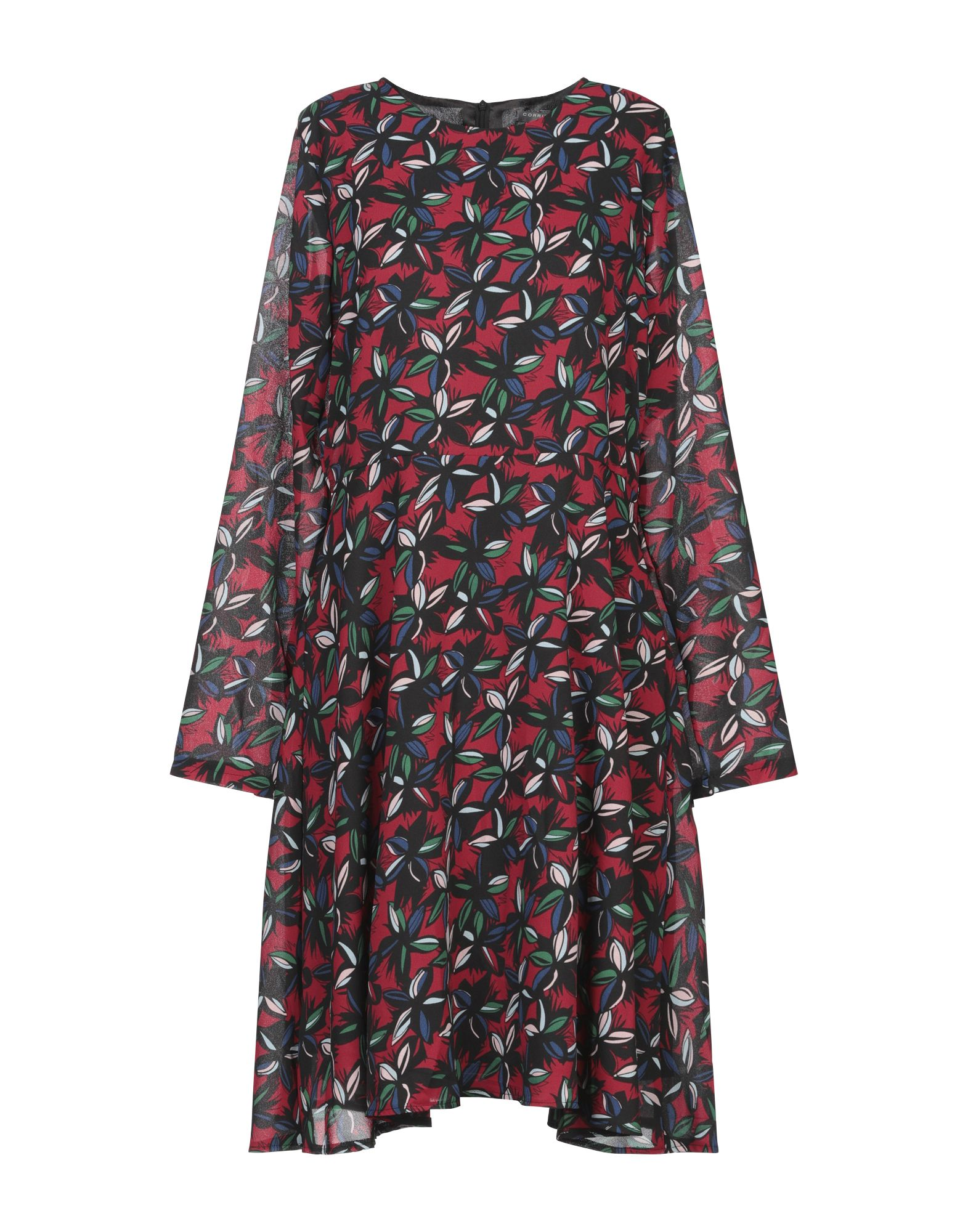 CORRIDONI 37 Платье до колена