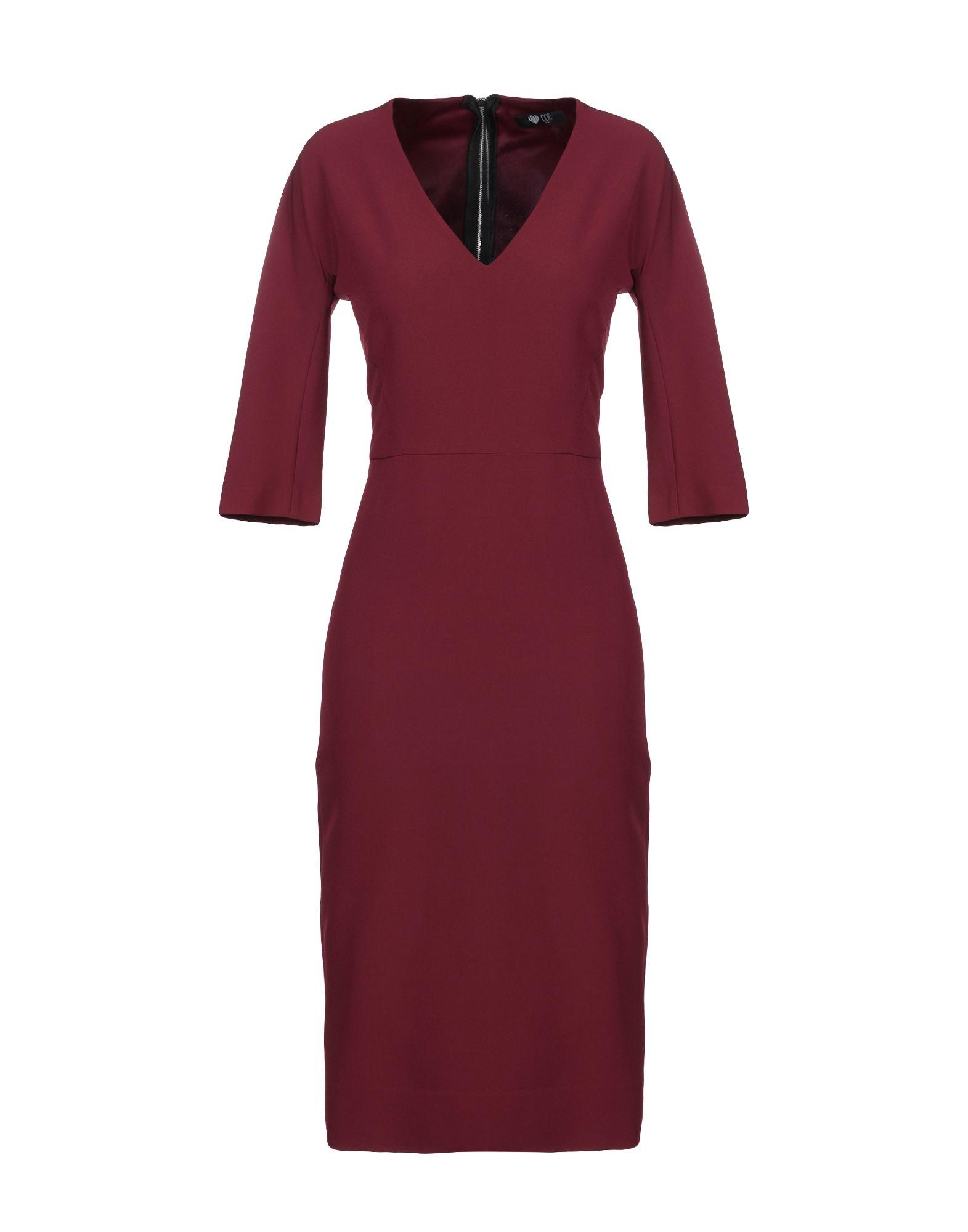 COD ITALY Платье до колена