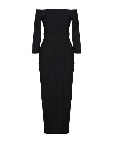 Фото 2 - Платье длиной 3/4 от CHIARA BONI LA PETITE ROBE черного цвета