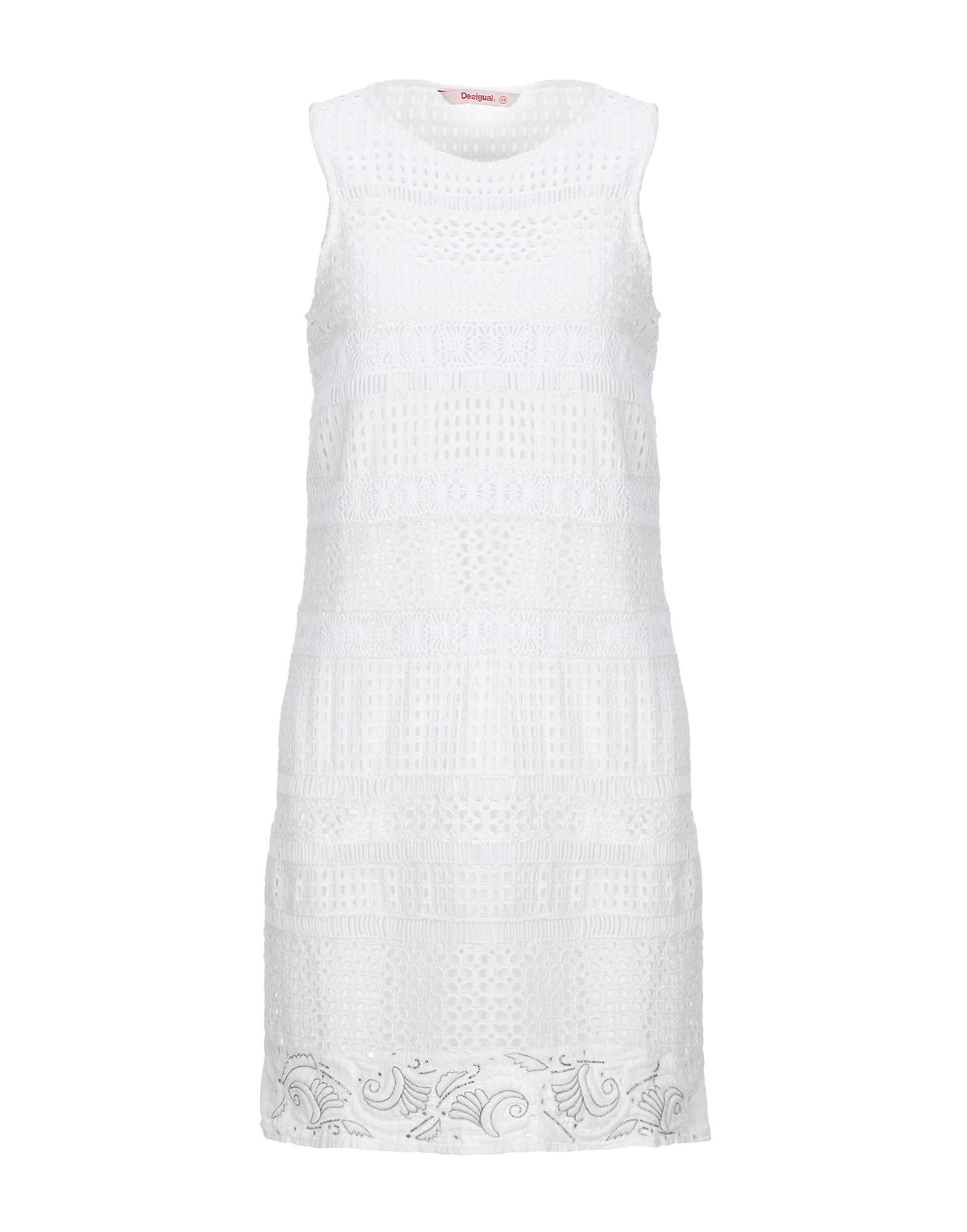 DESIGUAL Короткое платье цена и фото