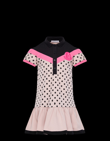 DRESS Pink Junior 8-10 Years - Girl Woman