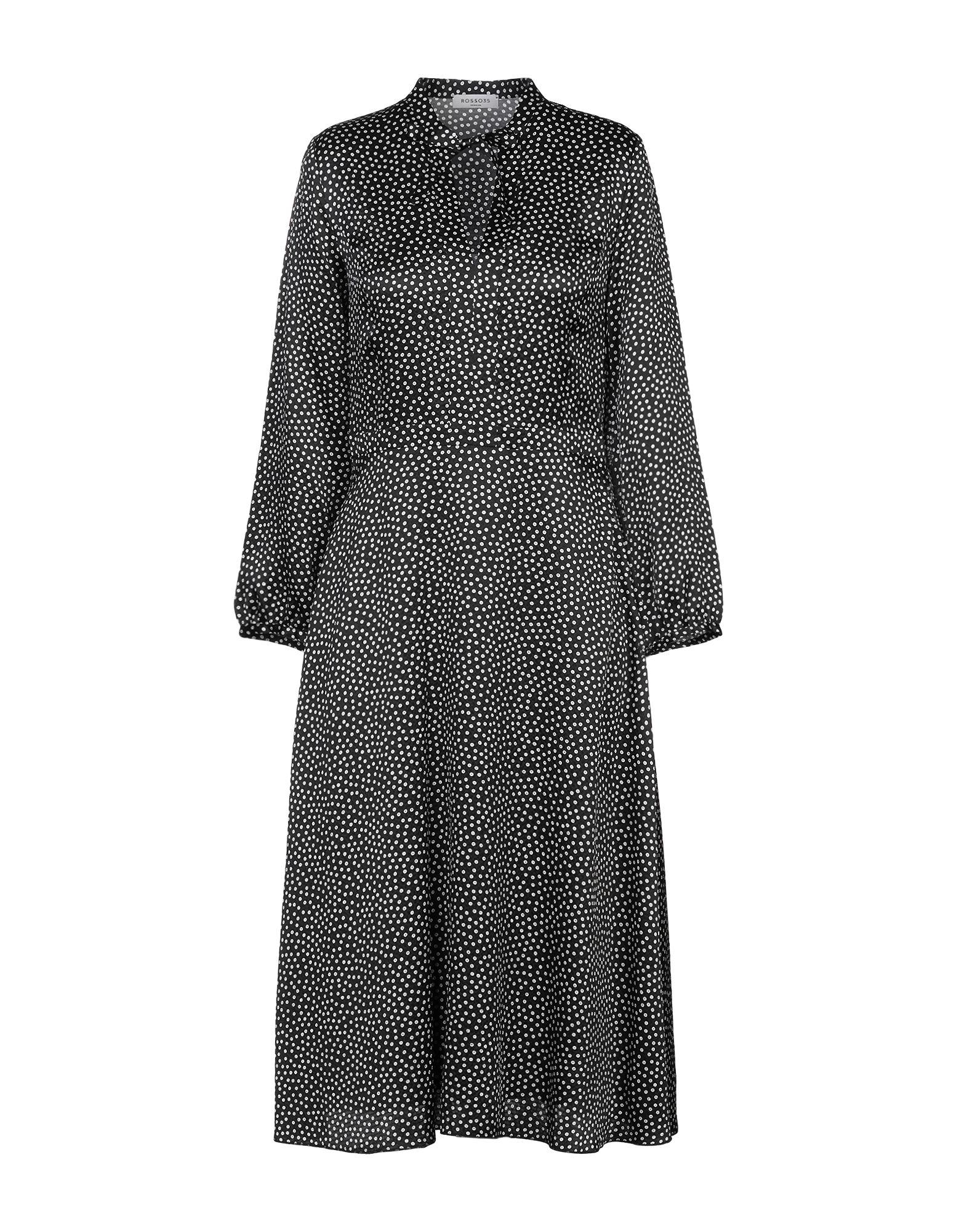 купить ROSSO35 Платье до колена по цене 14000 рублей
