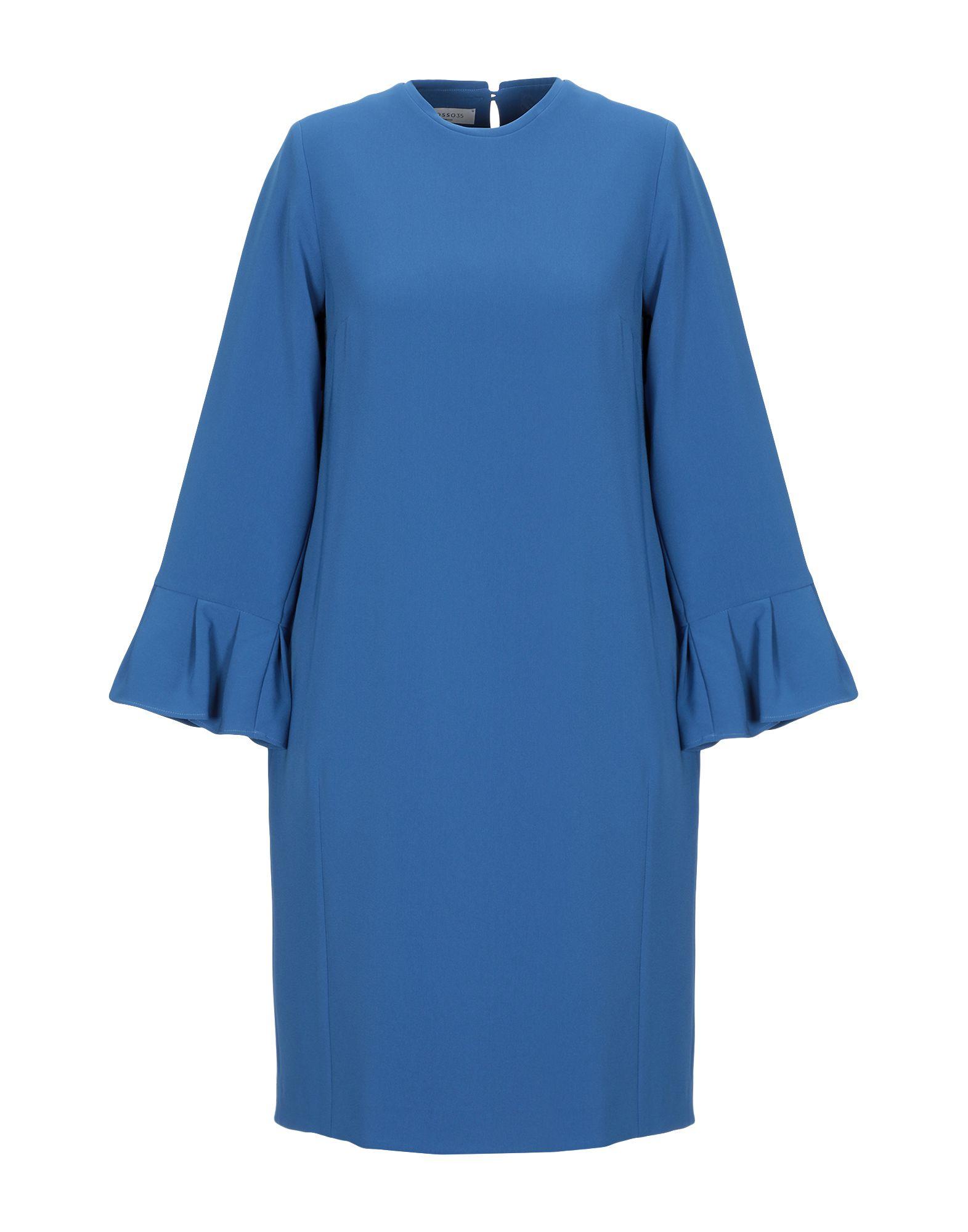 купить ROSSO35 Короткое платье по цене 11900 рублей