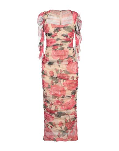 Купить Женское длинное платье  цвет песочный