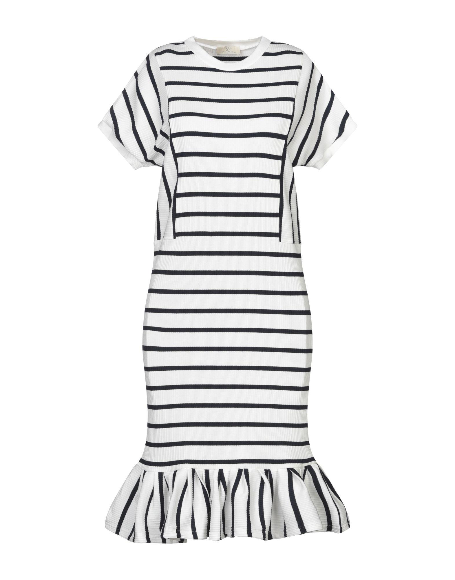 CUBIC Платье до колена