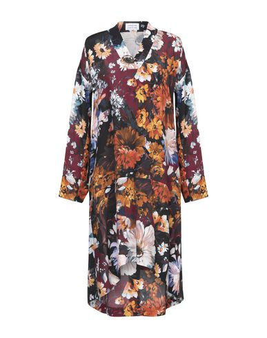 Фото - Платье до колена от LIBERTINE-LIBERTINE красно-коричневого цвета