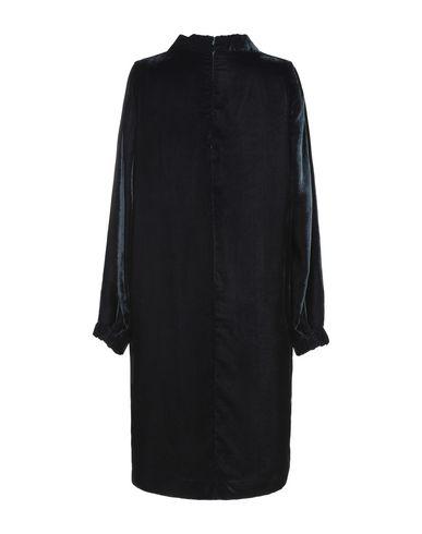 Фото 2 - Платье до колена цвет цвет морской волны