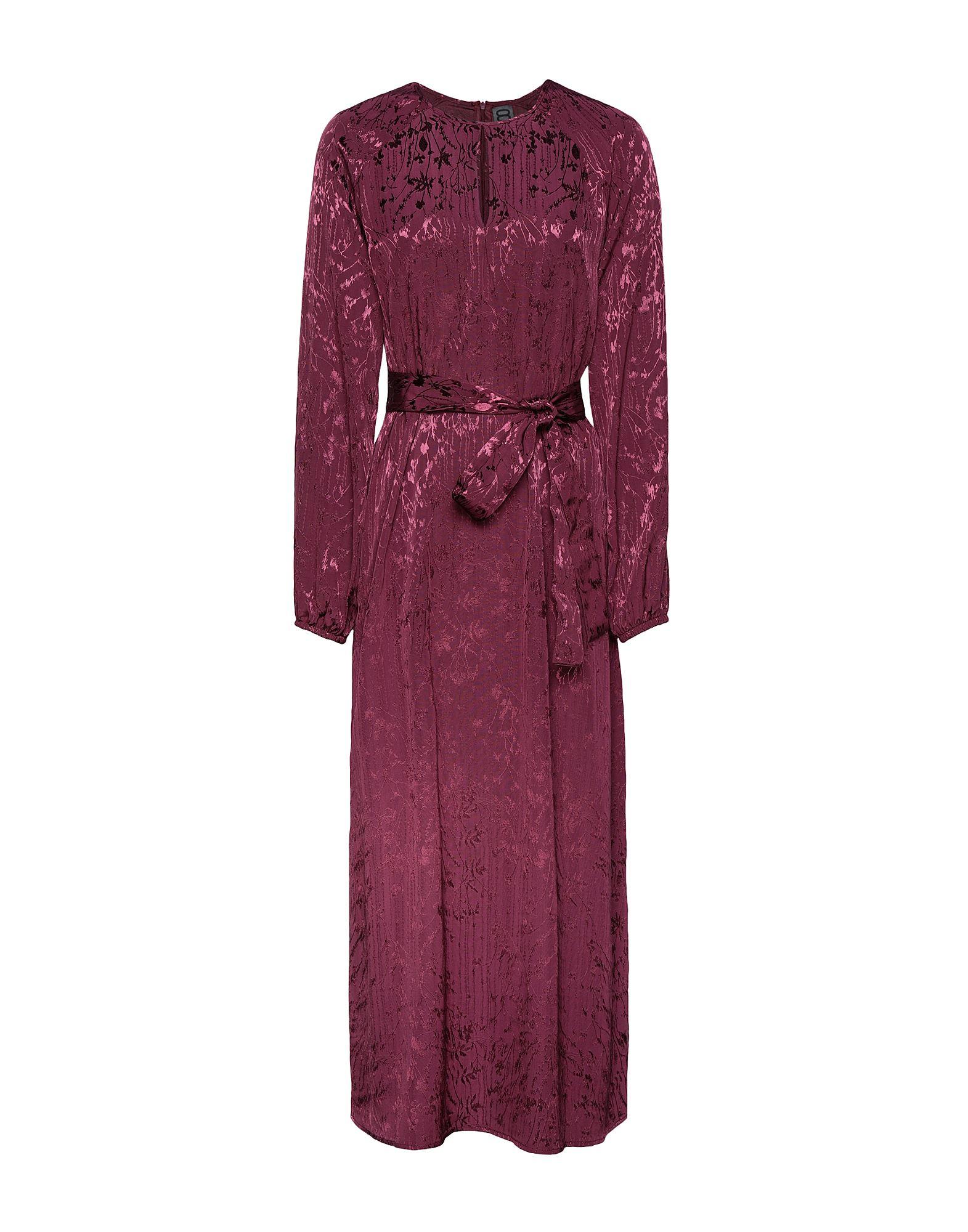 купить 8 by YOOX Длинное платье по цене 6930 рублей