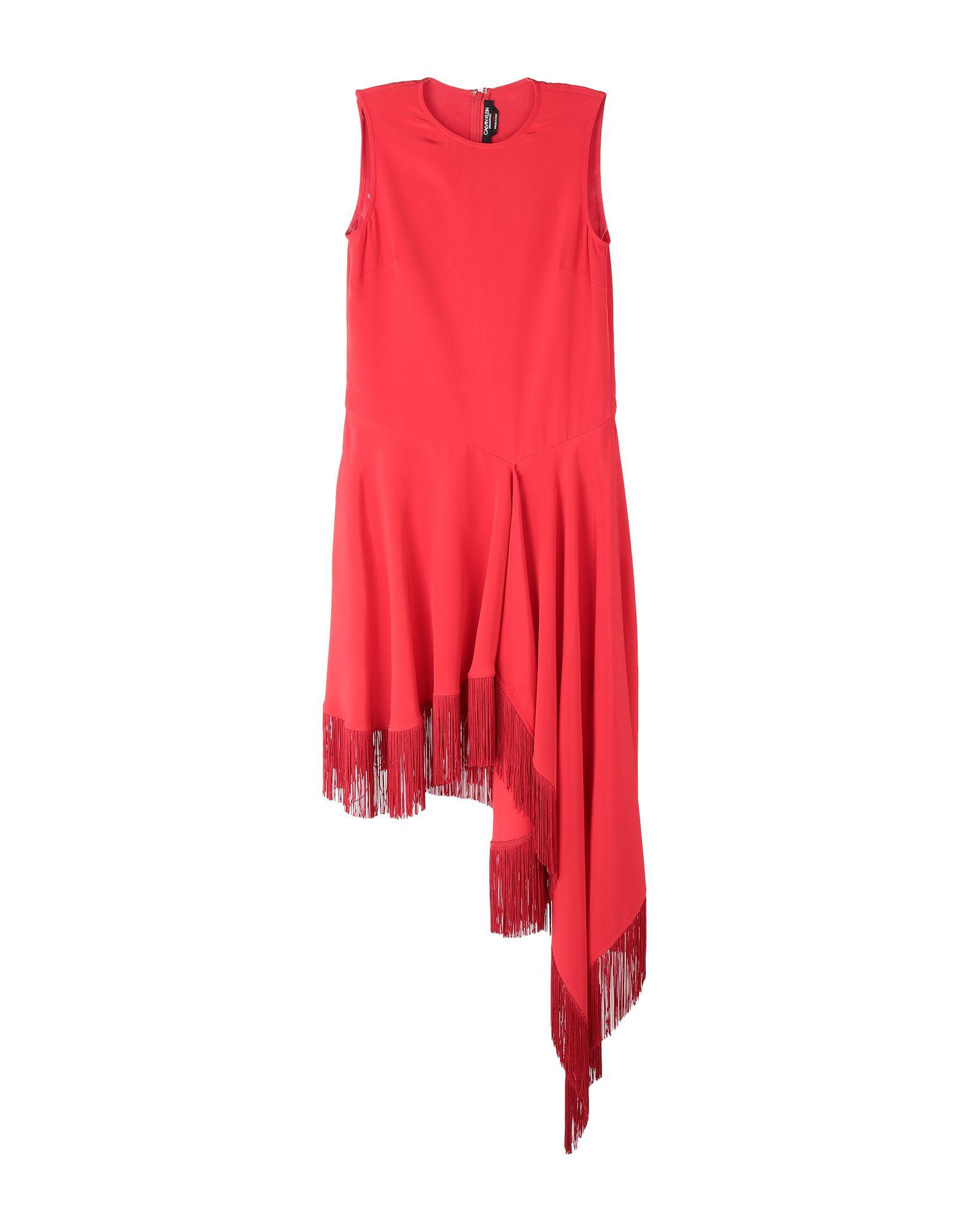 CALVIN KLEIN 205W39NYC Короткое платье