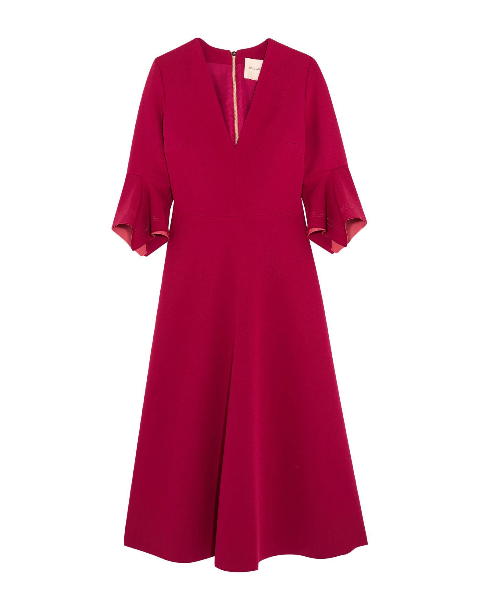 ROKSANDA Платье длиной 3/4 minimum платье длиной 3 4