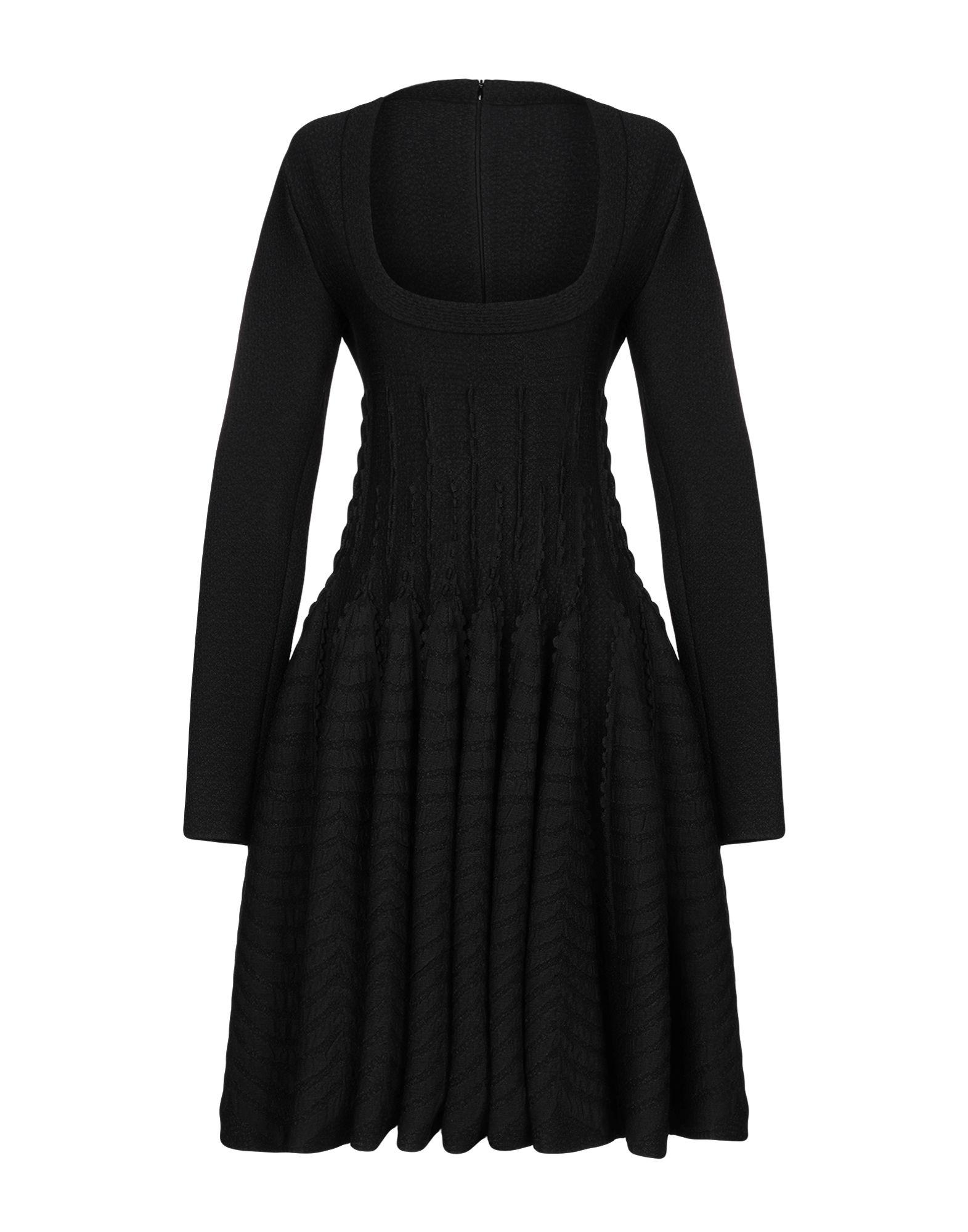 ALAÏA Платье до колена цены онлайн