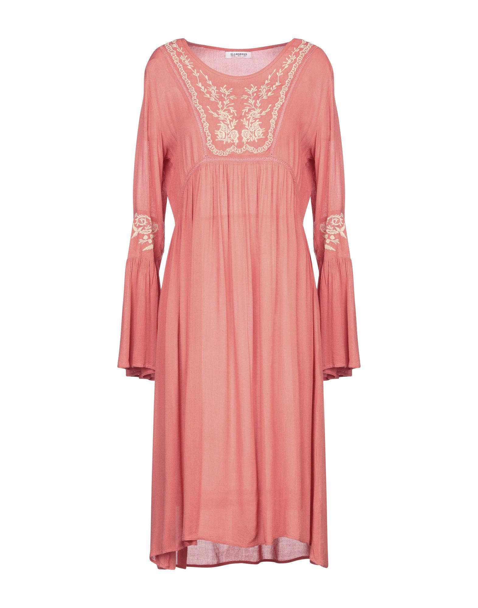 GLAMOROUS Платье до колена недорго, оригинальная цена