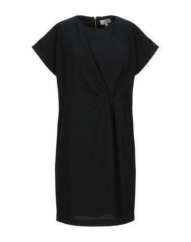 Купить Женское короткое платье INTROPIA черного цвета