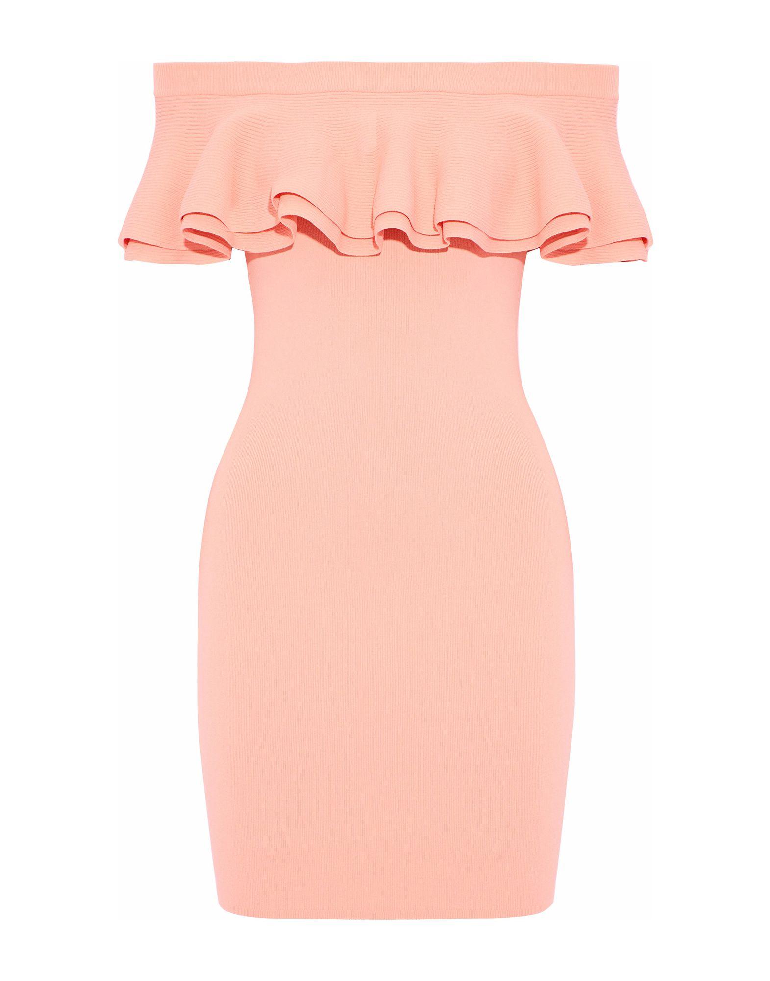 LINE Короткое платье