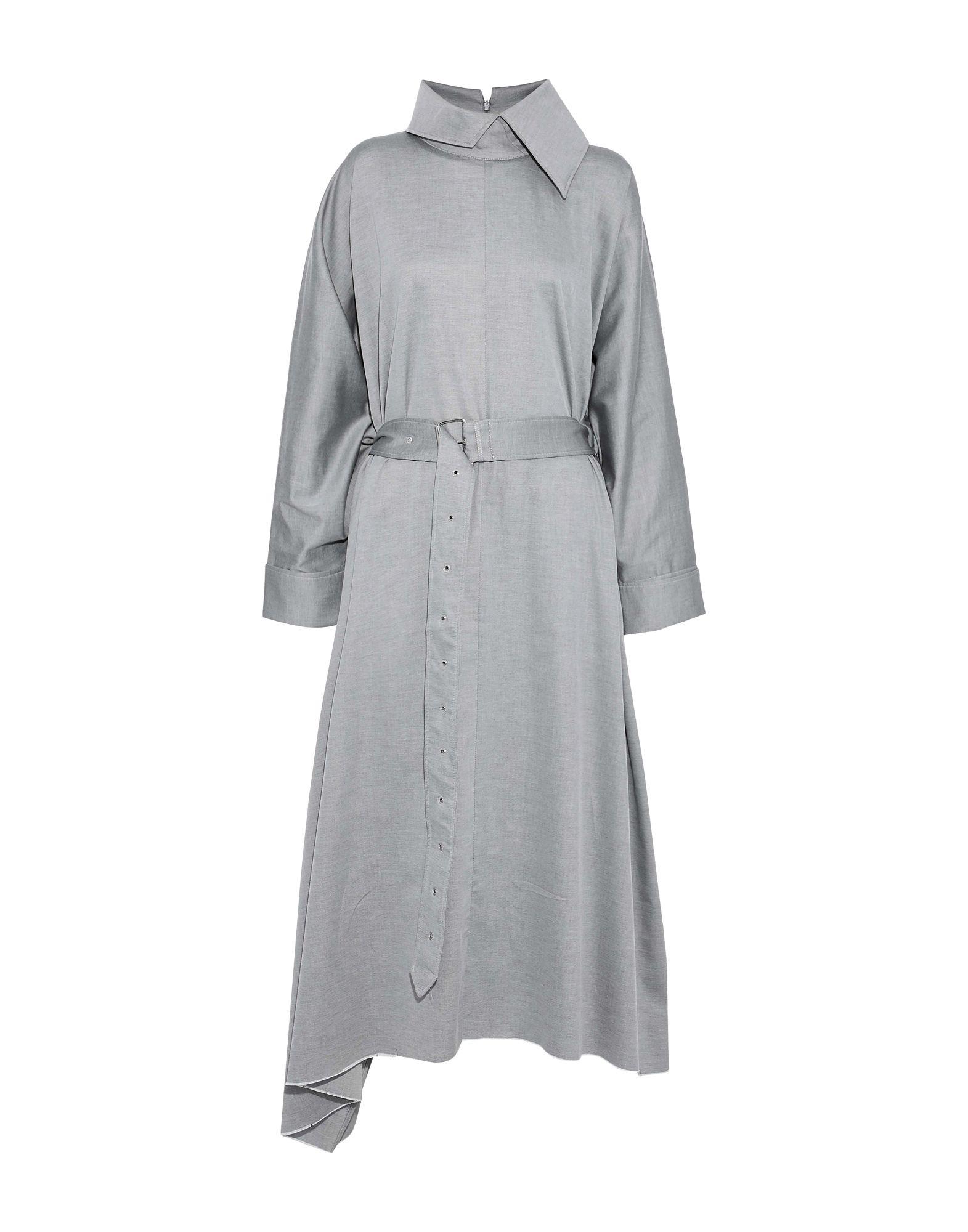 MARQUES' ALMEIDA Платье длиной 3/4 marques almeida юбка длиной 3 4