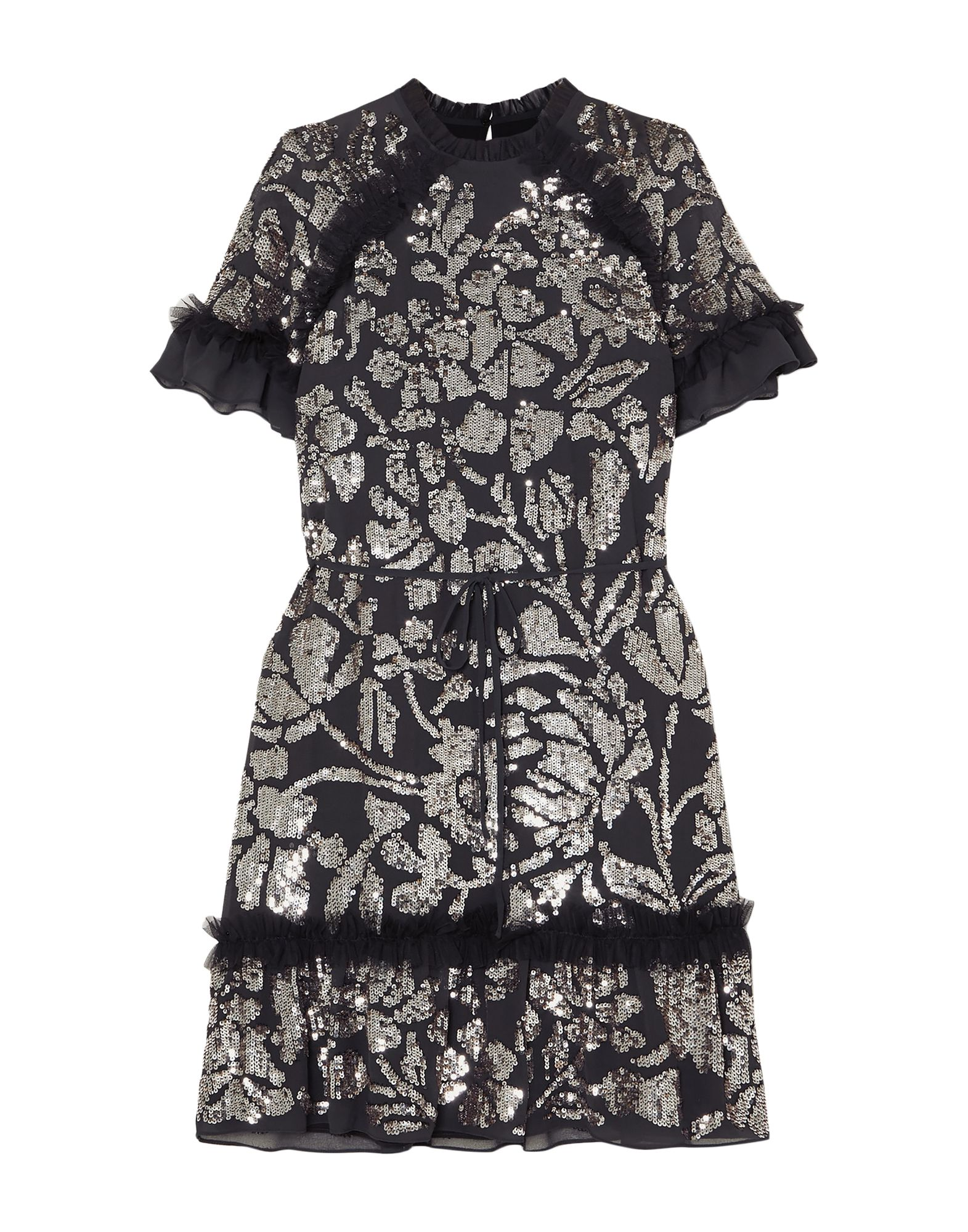 NEEDLE & THREAD Короткое платье