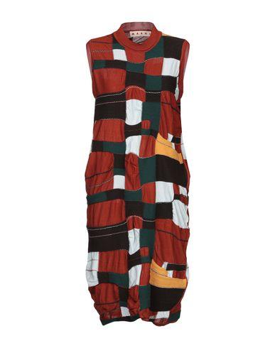 Фото - Женское короткое платье  цвет какао