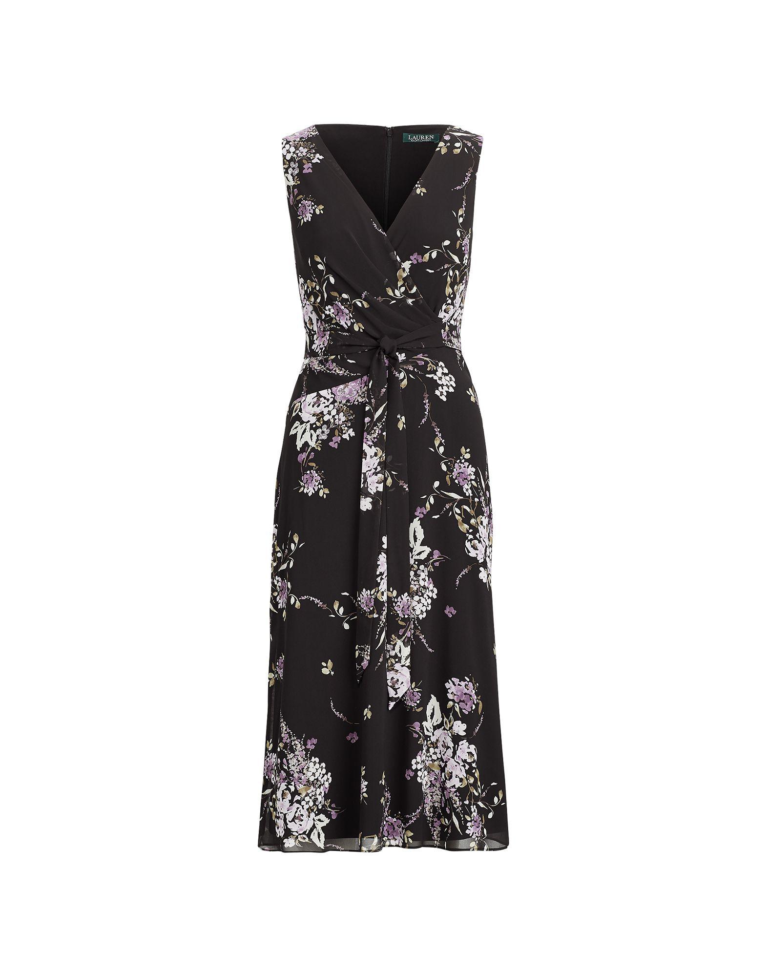 Фото - LAUREN RALPH LAUREN Платье длиной 3/4 ralph lauren collection юбка длиной 3 4