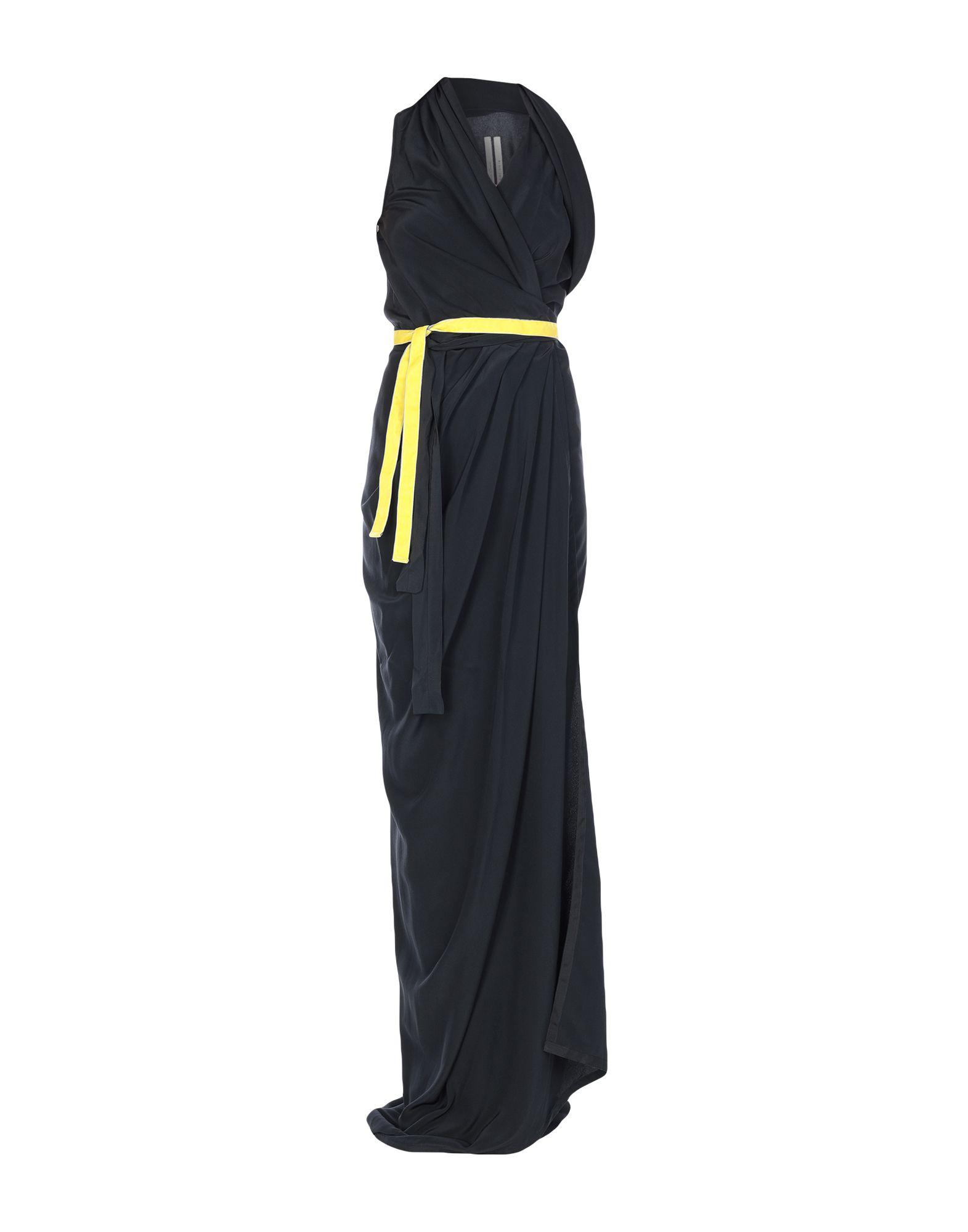 лучшая цена RICK OWENS Длинное платье