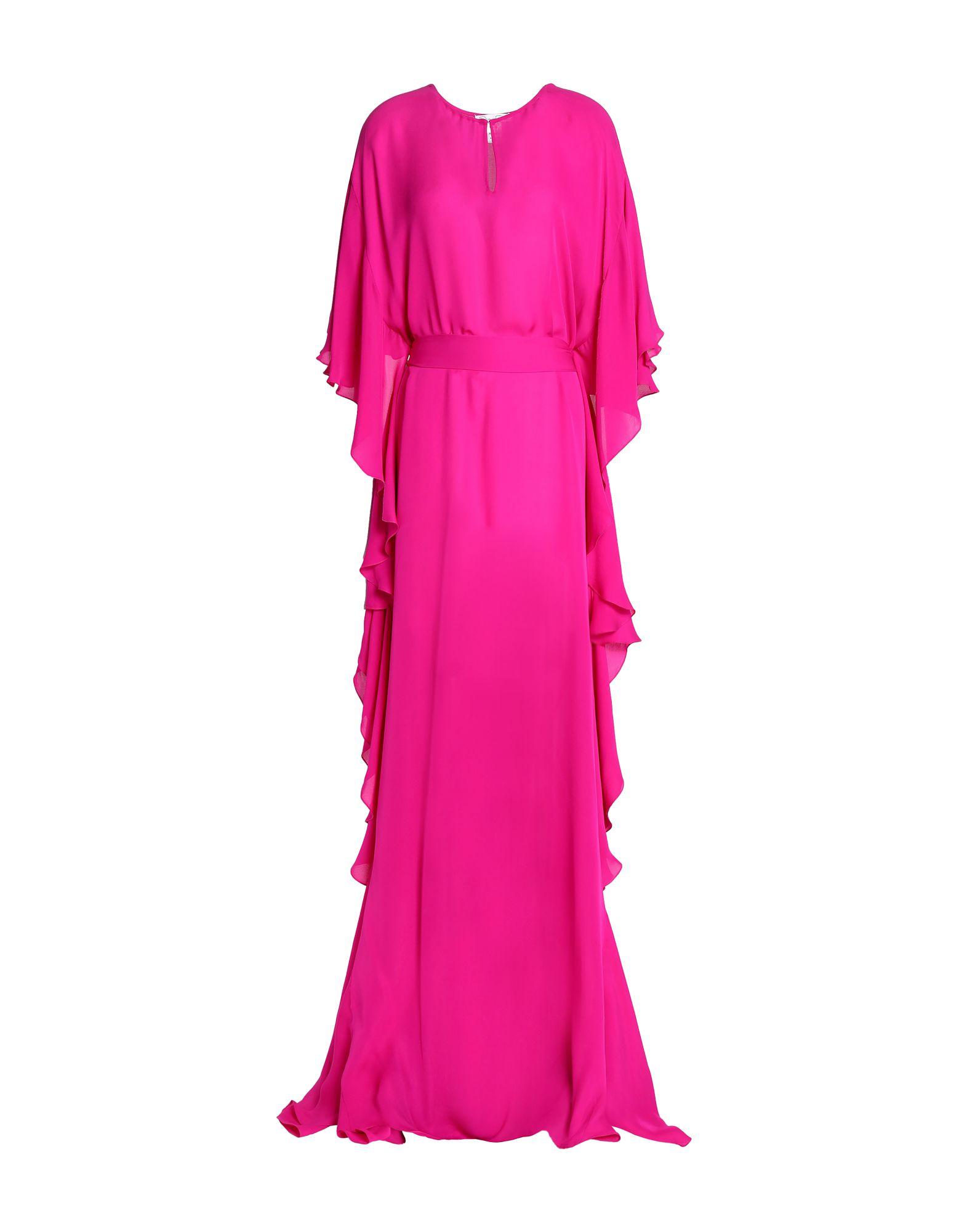 цена на OSCAR DE LA RENTA Длинное платье