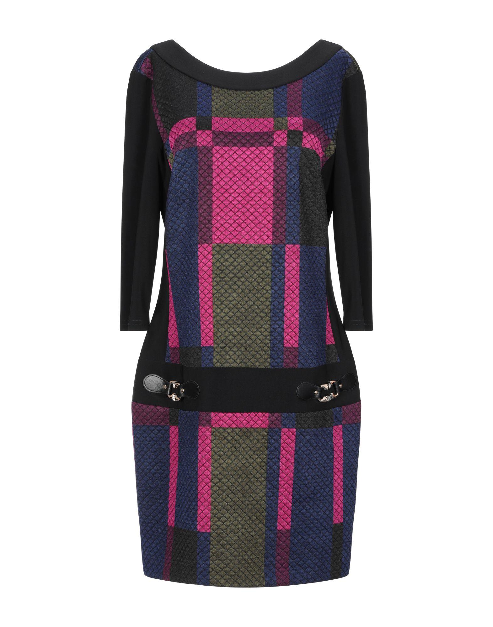 цена JOSEPH RIBKOFF Короткое платье онлайн в 2017 году