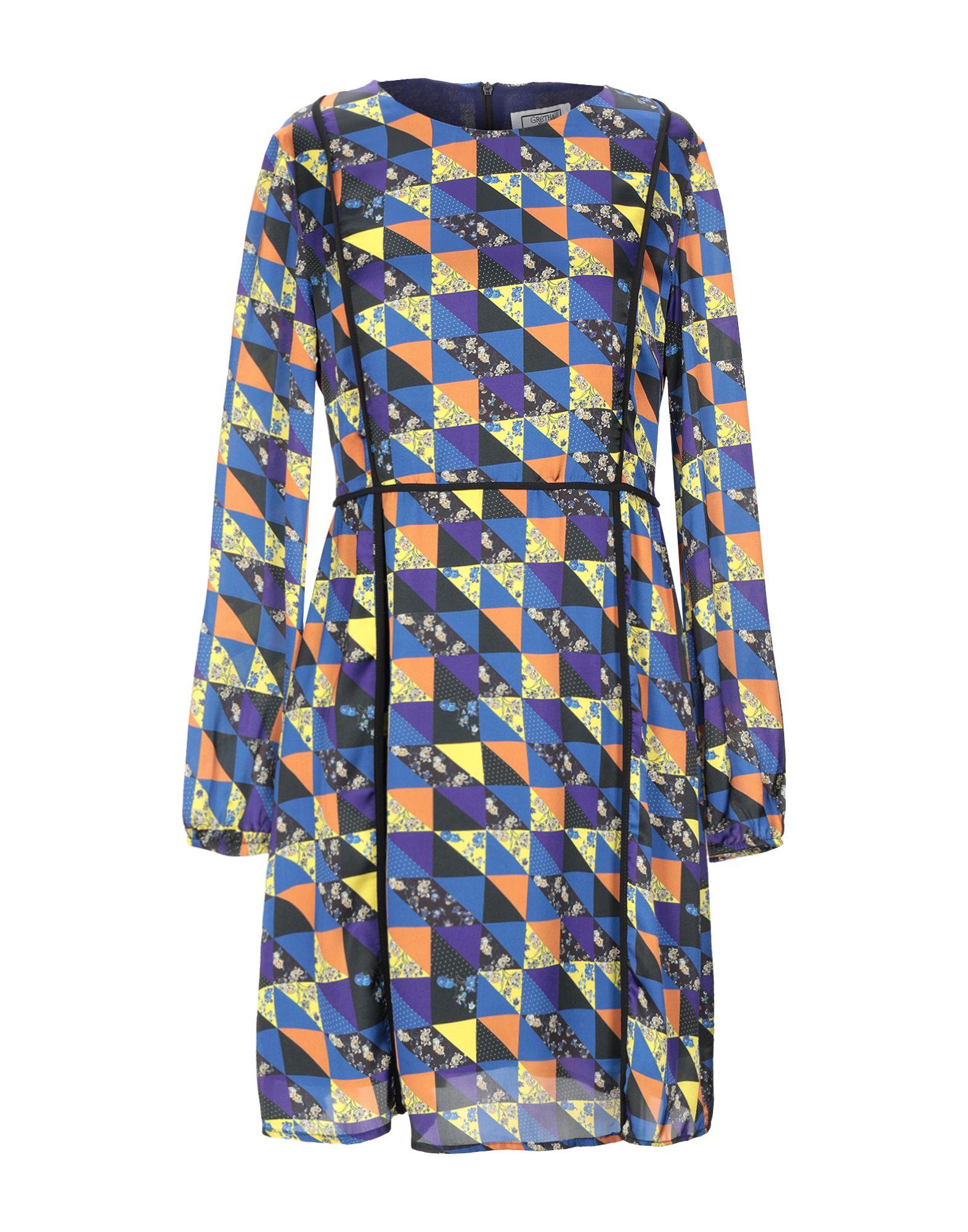 GRETHA Milano Короткое платье