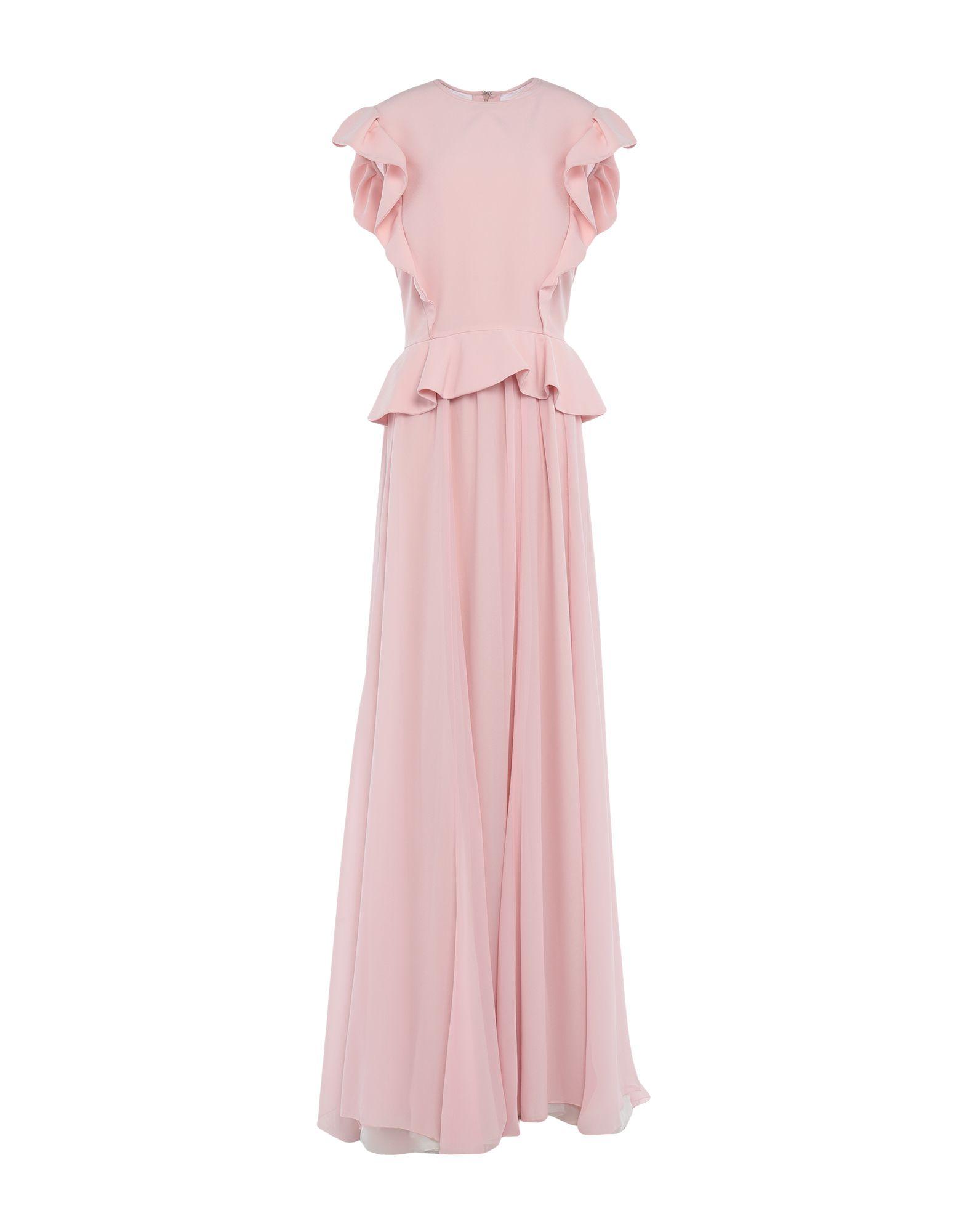 DANIELE CARLOTTA Длинное платье