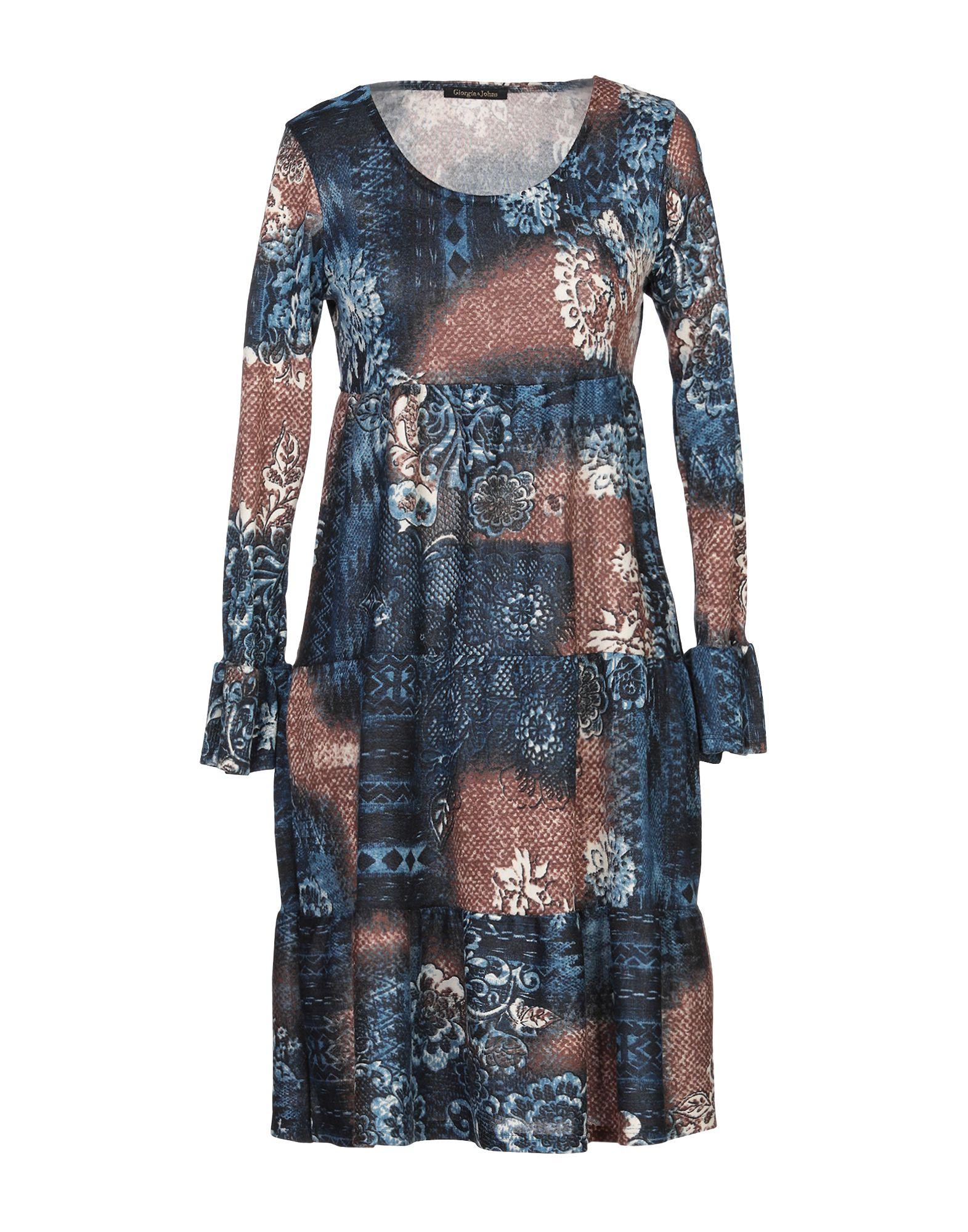 GIORGIA & JOHNS Короткое платье цена