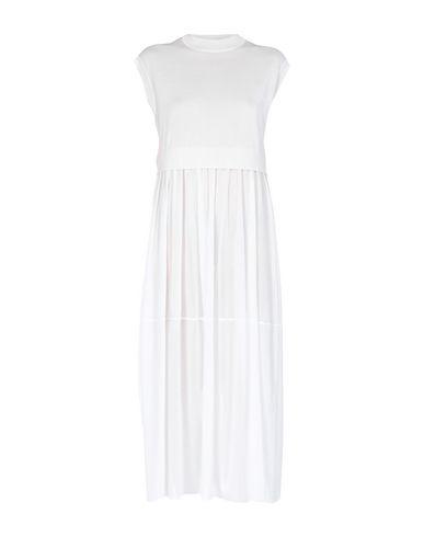 Длинное платье Jil Sander Navy