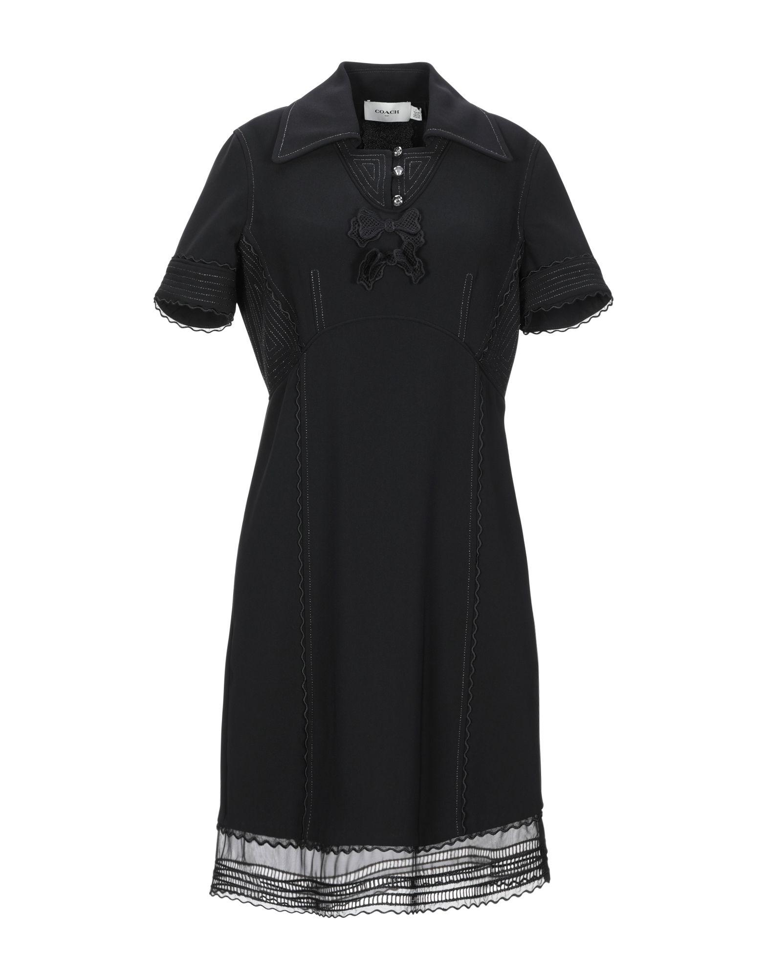 COACH Короткое платье