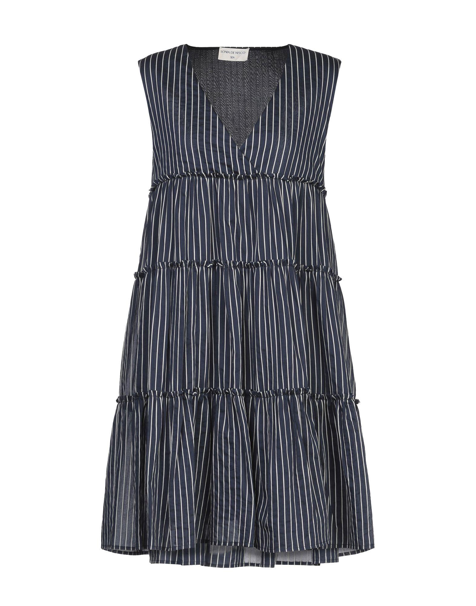SONIA DE NISCO Короткое платье