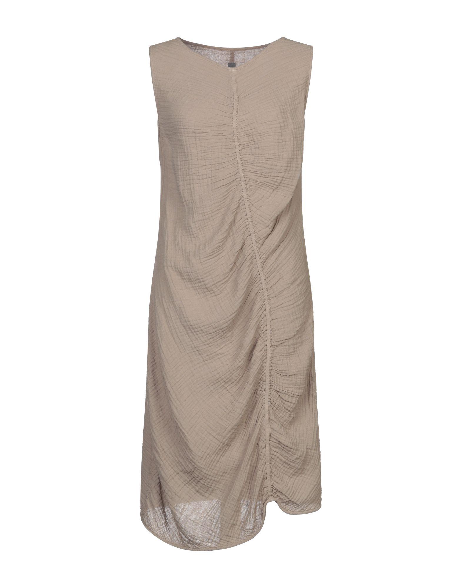 RAQUEL ALLEGRA Платье до колена