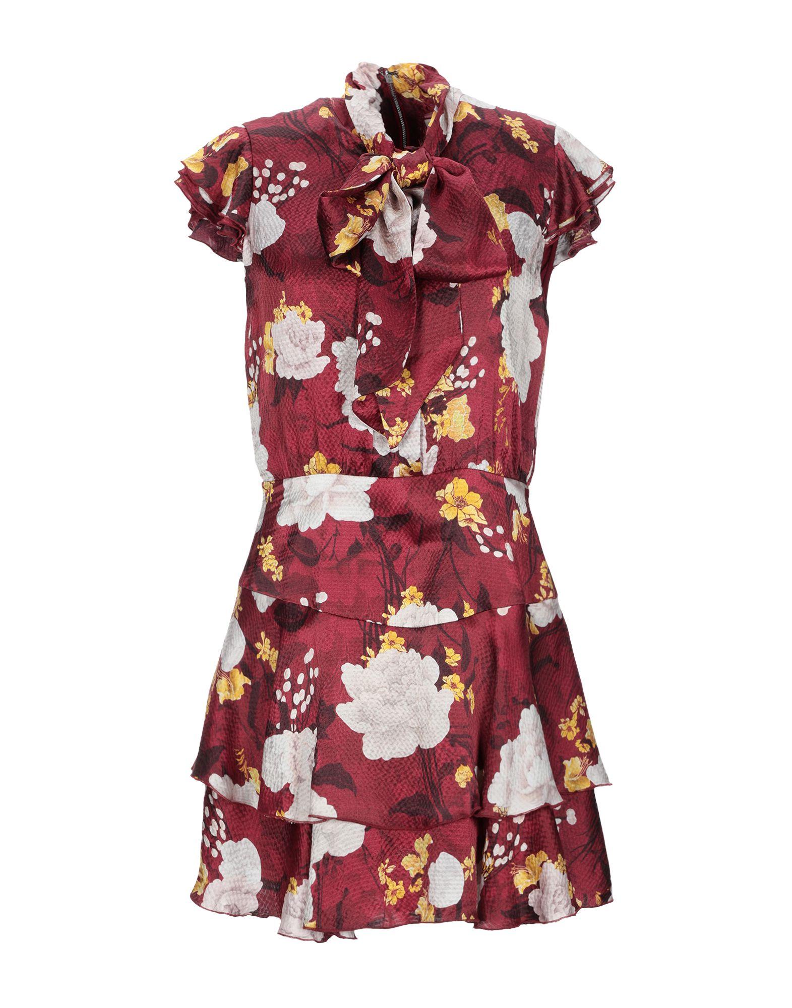 ALICE + OLIVIA Короткое платье alice olivia короткое платье